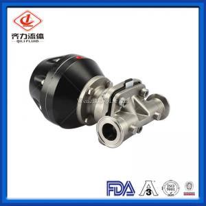 Cheap Anti Rust Pneumatic Diaphragm Valve DN15-DN100 Actuated Diaphragm Valve wholesale