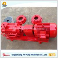Cheap Casting iron horizontal multistage boiler water pump wholesale