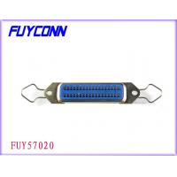 Cheap DIP Type Parallel Port Connector, 36 Pin Centronic Straight Female PCB Connectors Certified UL wholesale