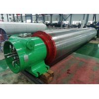 Cheap 50KN/M Stainless Steel Rubber Covered Vacuum Press Roll wholesale
