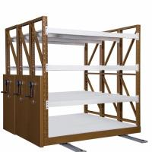 Cheap 3 Lines Heavy Duty Steel Shelving Racks For Goods 500kgs Loading Per Layer wholesale