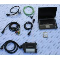 MB Star Compact 4 Sd Connect With DELL D630 Laptop For Mercedes Benz