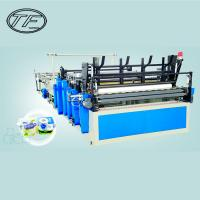 Cheap TF-TPM 1575 cheap price and high quality toilet paper rewinding machine toilet paper making machine wholesale