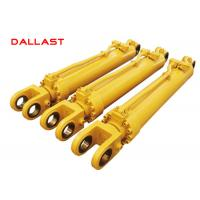 Cheap Truck Heavy Duty Hydraulic Cylinder Double Acting Chrome Engineering wholesale