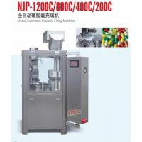 Cheap NJP Small High Quality Full Automatic Capsule Filling Machines wholesale