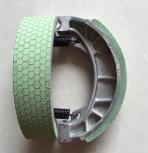 China Manufacture CG125 Original Motorcycle Brake Shoe  motorcycle brake shoe lining CG125 BAJAJ GN125 on sale