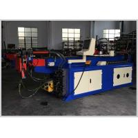 Servo Feeding Automated Pipe Bender , Cnc Tube Bending Machine For Indoor Furniture Manufacturing