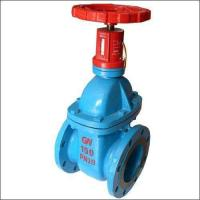 Cheap Sewage Resilient Seated Gate Valve Pn10 Light Weight With Corrosion Resistance wholesale