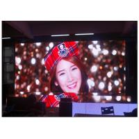 Cheap 3.91 Pixel Rental LED Display Die Casting Indoor High Contrast with Large Viewing Angle wholesale