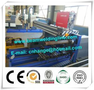 Cheap CNC Plasma Cutting Machine For Sheet And Pipe , Pipe Profile Plasma Cutting Machine wholesale