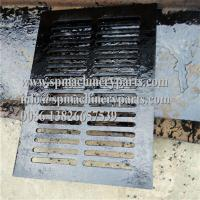 Buy cheap Custom Square Shape 750 x 750mm Pit Size Heavy Duty Class C Cast Iron Grate & from wholesalers