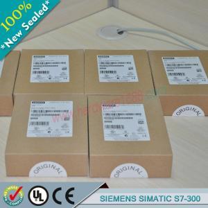 Cheap SIEMENS SIMATIC S7-300 6ES7313-5BG04-4AB2 / 6ES73135BG044AB2 wholesale