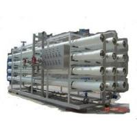 Cheap 1M3 / H 380V RO Water Purifier Plant Devices , Water Purifier Industrial Machine wholesale