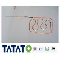 Cheap Refrigeration Copper Tubing Pipe Fittings / Suction Connecting Tube ROHS wholesale
