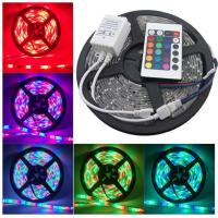 Cheap Saving Energy Safe Flexible 60 Leds Waterproof Strip Lights With PFC wholesale