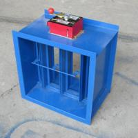 Cheap automatic rectangular smoke fire damper wholesale