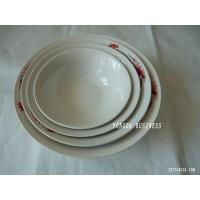 Cheap white porcelain 6' / 7' / 8' / 9' bucket bowls wholesale