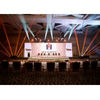 Buy cheap Waterproof SMD Full Color Digital Stage Led Screen Panel High Resolution from wholesalers