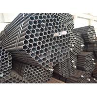 Cheap Mild Steel Round Tube For Mechanical And Industrial , Mild Steel Exhaust Tubing EN10297-1 wholesale