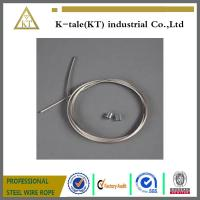Cheap hot sale galvanized steel wire rope for construction application from factory wholesale