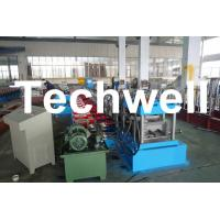 Cheap C Purlin Forming Machine / Cold Roll Forming Machine with Gearbox Drive for Steel C Purlin wholesale
