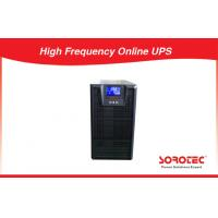 LCD Display High Frequency online UPS 0.9 Output  Power Factor 1-10KVA