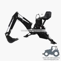 Cheap BH7600 - Backhoe loader for tractors 25-45hp wholesale
