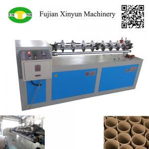 China High quality semi automatic paper tube log saw cutting machine on sale