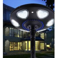 Cheap LED Integrated Solar Street Light Courtyard Lamp , 80W All In One Solar Street Light wholesale