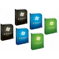 Cheap Activation Windows 7 Professional 64 Bit Full Retail Version 1GB Memory Required wholesale