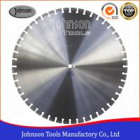 Cheap 750mm Laser Diamond Road Cutting Saw Blades with Fast Cutting , Long Cutting Life wholesale