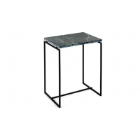 Cheap Creative Living Room Square Marble Coffee Table Rectangle Small Desk wholesale
