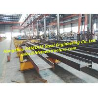 Cheap China Professional Light & Heavy Structural Steel Fabrication Supplier With EU-US Standard wholesale