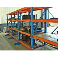 Standard Blue Orange Manual Handling Long Span Racking For Equipment / Tools