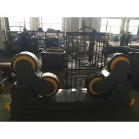 Cheap Rubber Wheels Pipe Welding Rollers For Cylinder / Automatic Welding , 4Kw Motor Power wholesale