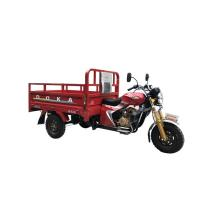 Cargo Delivery Bicycle Chinese Three Wheel Motorcycle Motorized 150ZH-H
