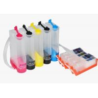 Cheap 5 Colors Continuous Ink Supply System , Canon 451 Ink Cartridges 16ml / 25ml Volume wholesale