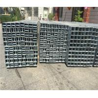 Cheap Durable Metal Fence Accessories Galvanized Square Sign Post High Performance wholesale