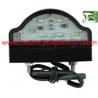LED License Plate Light E-Mark Approval Auto Parts Accessories Bus Tail Lamp