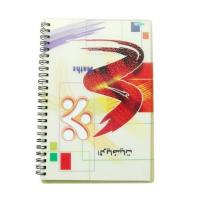 Cheap PLASTIC LENTICULAR pp pet changing cover 3D notes 3D soft transcript lenticular printing notebook cover wholesale