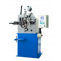 45 mm Two Axis CNC Spring Forming Machine , Spring Coiling Machinery