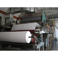 Cheap 787mm Toilet Paper Roll Making Machine Equipments Tissue Paper wholesale