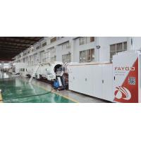 Cheap 315 - 800mm Hdpe Pipe Making Machine HDPE Pipe Extrusion Machine For Big Diameter wholesale