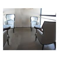 White high back restaurant dining chairs leather furniture for White leather high back dining chairs
