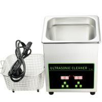 Quality Custom Ultrasonic Fuel Injector Cleaning Machine Small Ultrasonic Cleaner 2L for sale