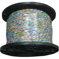 Buy cheap 24 AWG 5 Core E1 Jumper Wire Cable CAT5E Network Cable for Internal Wiring from wholesalers