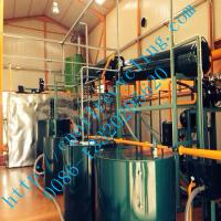 Cheap ZSA-10 used oil recycling machine,small capacity engine oil recycling to base oil machine wholesale