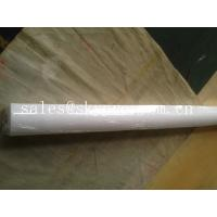 Cheap Silicone rubber sheet for solar energy laminating machine maximum 3.8m wide wholesale