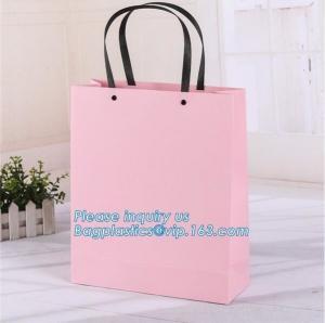 Cheap luxury paper carrier bag, wholesale promotion paper bag,Luxury Paper Gift Bags Paper Carrier Bag Party Bag, bagease pac wholesale