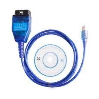China Latest Version Vag Kkl Usb Vag Diagnostic Tool Interface Fiat Ecu Scan on sale